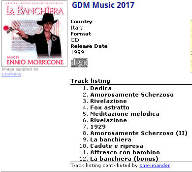 GDM Music 2017 Image supplied by