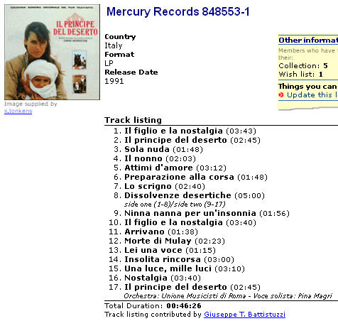Mercury Records 848553-1